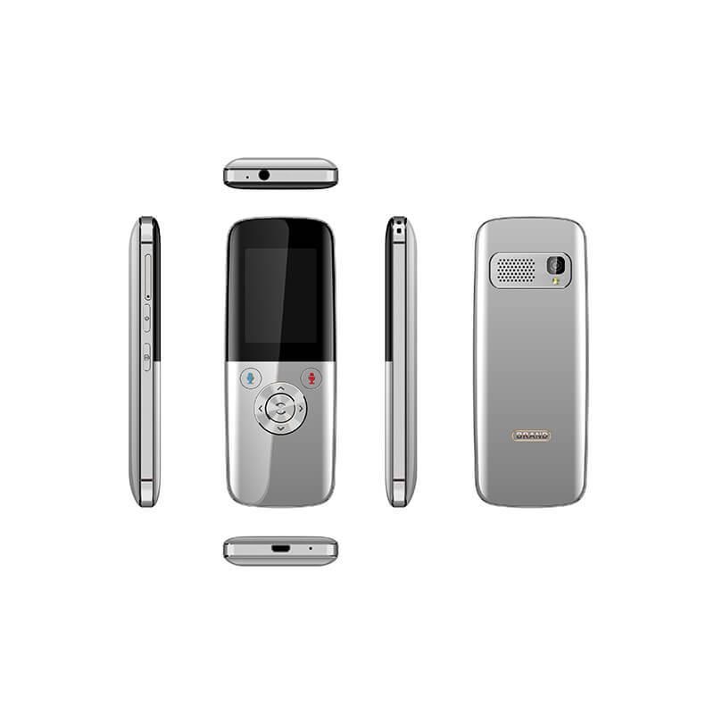 Voice Language Translator Device Sparkychat Private Tooling Qualcomm 4G Translator T2