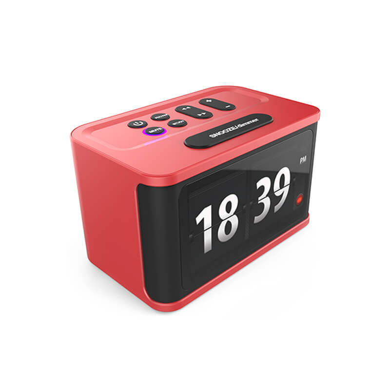 4.3 Inch Touch Screen Voice Control Alarm Clock Radio S1