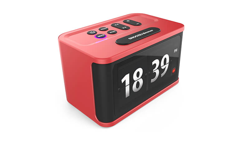 Sparky -Voice Activated Clock Radio With 43 Inch Touch Screen Voice Control-2