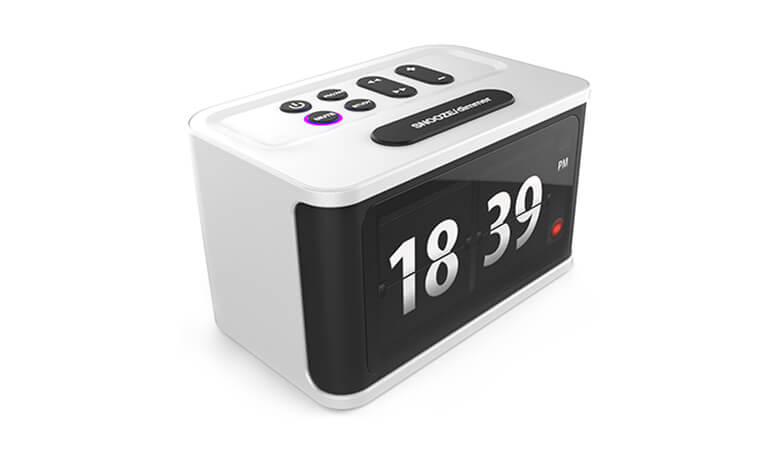 Sparky -Voice Activated Clock Radio With 43 Inch Touch Screen Voice Control-1