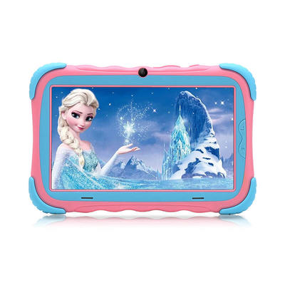 7 Inch Pink Smart Kidspad With Voice Control K1