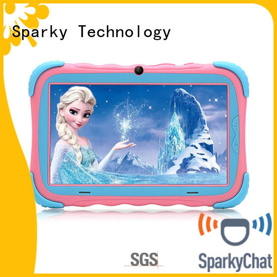smart kids tablets with wifi for entertainment Sparky